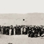 "The question of point of view is raised in the documentary ""1913: Seeds of Conflict"" when this image is analyzed by an Ottoman historian to reveal that if the photographer had turned around, the backdrop would have been considerably different."